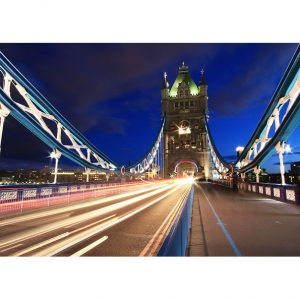 London Tower Bridge Photo Poster. NK WORLD