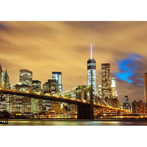 Brooklyn Bridge Photo Poster. NK WORLD