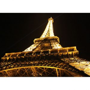 Eiffel Tower Photo Poster. NK WORLD