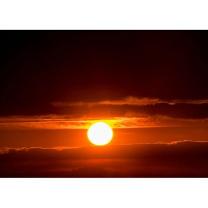 Sunset Photo Poster. NK WORLD